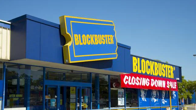 Blockbusters - Very few survive